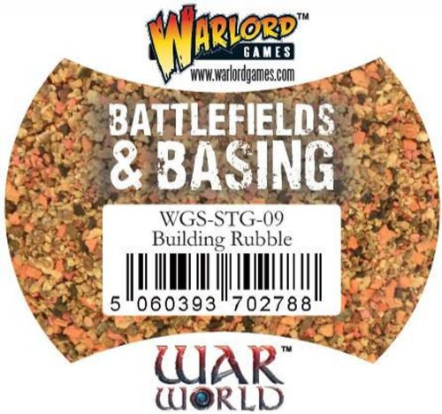 Warlord Games - Battlefields and Basing - Building Rubble (180ml)